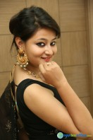 Niloufer in black saree photos (10)