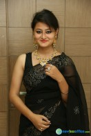 Niloufer in black saree photos (22)