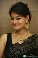Niloufer in black saree photos (6)