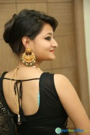 Niloufer in black saree photos (8)