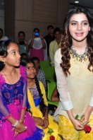 Samantha at Hepatitis B Vaccination Camp Stills
