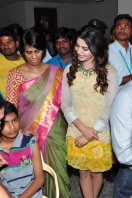 Samantha at Hepatitis B Vaccination Camp (6)