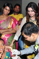Samantha at Hepatitis B Vaccination Camp (7)