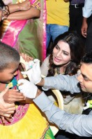 Samantha at Hepatitis B Vaccination Camp (8)