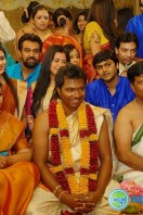 Nagabharana's Son Pannaga Wedding Stills (12)