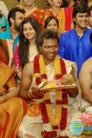 Nagabharana's Son Pannaga Wedding Stills (13)