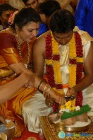 Nagabharana's Son Pannaga Wedding Stills (5)