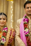 Actress Padmapriya marries Jasmin Shah