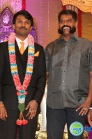 Raj TV MD Daughter Marriage Reception (14)
