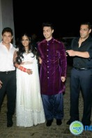 Salman Khan's Sister Arpita Marriage Stills (3)