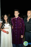 Salman Khan's Sister Arpita Marriage Stills (4)