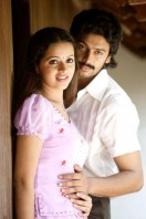 Bhavana and Srikanth in new movie Sapnathekal Sundaram