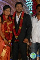 Vishwas & Spoorthi Marriage Reception (12)