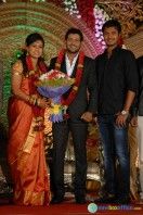 Vishwas & Spoorthi Marriage Reception (13)