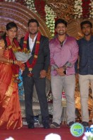Vishwas & Spoorthi Marriage Reception (14)
