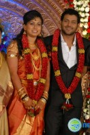 Vishwas & Spoorthi Marriage Reception (15)