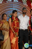 Vishwas & Spoorthi Marriage Reception (16)