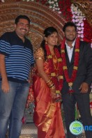Vishwas & Spoorthi Marriage Reception (19)
