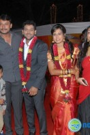 Vishwas & Spoorthi Marriage Reception (24)