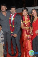 Vishwas & Spoorthi Marriage Reception (25)