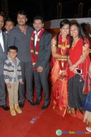 Vishwas & Spoorthi Marriage Reception (26)