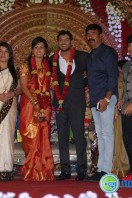 Vishwas & Spoorthi Marriage Reception (36)