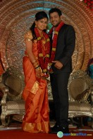 Vishwas & Spoorthi Marriage Reception (37)