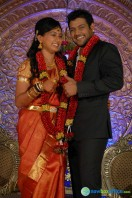 Vishwas & Spoorthi Marriage Reception (39)