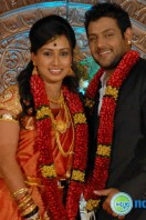 Vishwas & Spoorthi Marriage Reception (42)