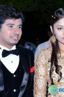 Mansoor Ali Khan Daughter Marriage Reception Stills