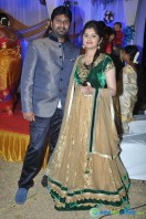Srinivas Yadav Daughter Marriage Reception (1)