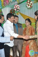 Srinivas Yadav Daughter Marriage Reception (40)
