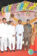 Srinivas Yadav Daughter Marriage Reception (47)
