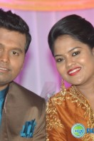 Srinivas Yadav Daughter Marriage Reception (80)