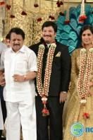 Rajendra Prasad Son Wedding Reception (46)