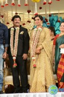 Rajendra Prasad Son Wedding Reception (58)