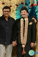 Rajendra Prasad Son Wedding Reception (62)