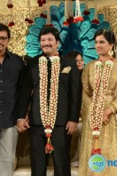 Rajendra Prasad Son Wedding Reception (63)