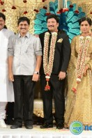 Rajendra Prasad Son Wedding Reception (68)
