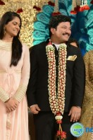 Rajendra Prasad Son Wedding Reception (82)