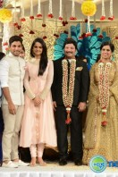 Rajendra Prasad Son Wedding Reception (83)