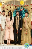 Rajendra Prasad Son Wedding Reception (84)