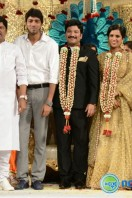 Rajendra Prasad Son Wedding Reception (91)