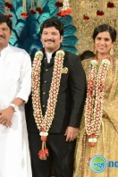 Rajendra Prasad Son Wedding Reception (98)