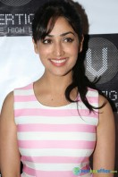Yami Gautam at Vertigo Hi Life Lounge Logo Launch (20)