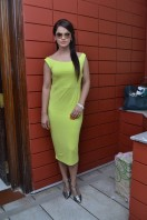 Neetu Chandra at Thilagar Team Interview (1)