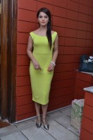 Neetu Chandra at Thilagar Team Interview (2)