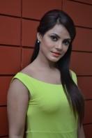 Neetu Chandra at Thilagar Team Interview (21)