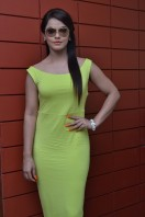 Neetu Chandra at Thilagar Team Interview (5)