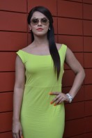 Neetu Chandra at Thilagar Team Interview (7)